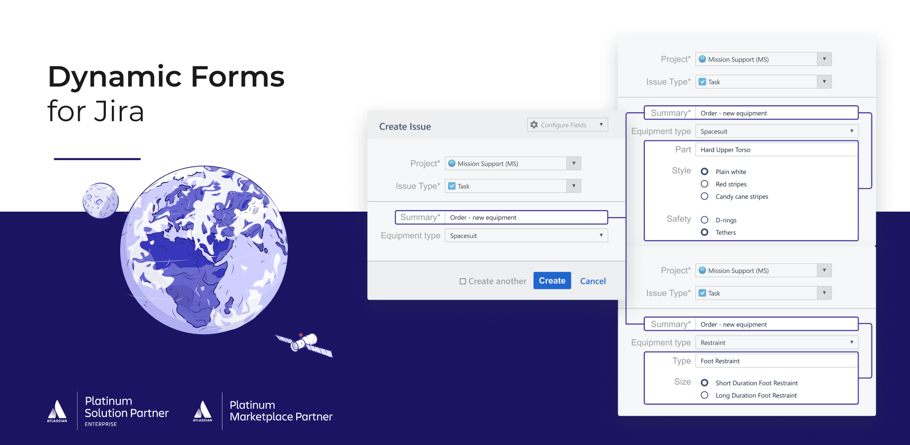 Dynamic Forms for Jira