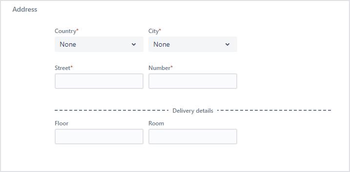 Bundled Fields Configuration - Custom Layout
