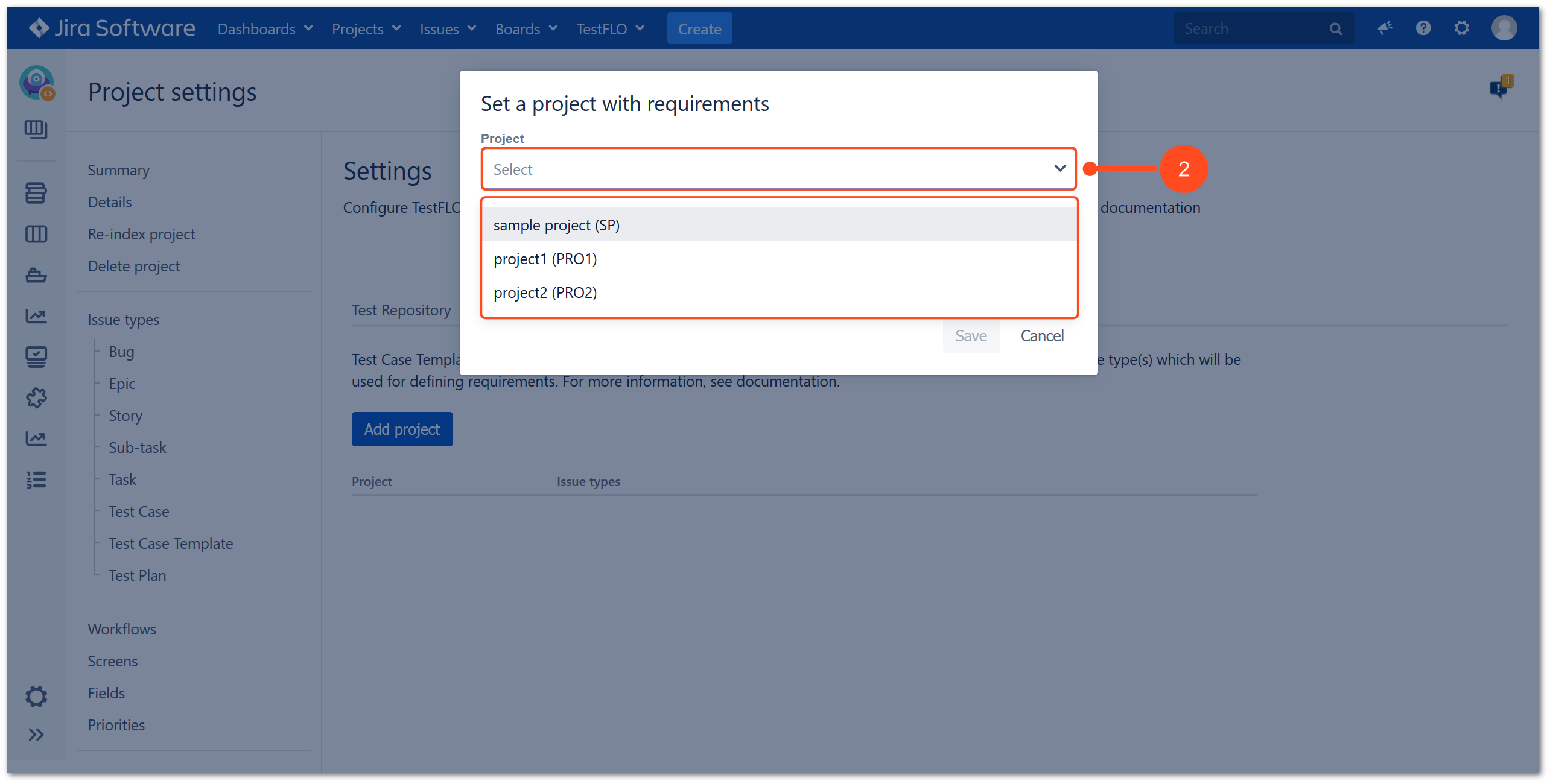 Adding Requirements to project